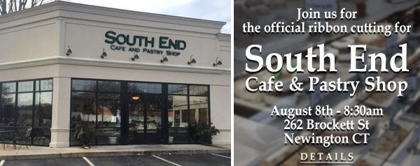 South End Cafe Ribbon Cutting