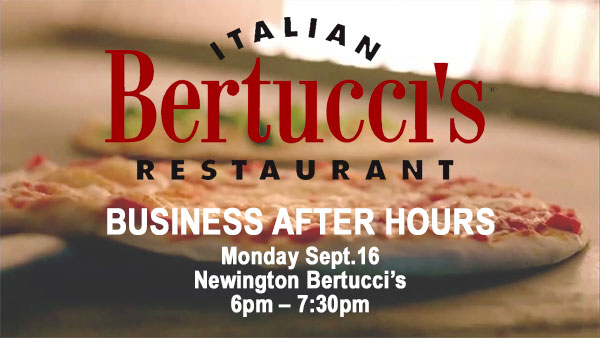 Business After Hours @ Bertucci's