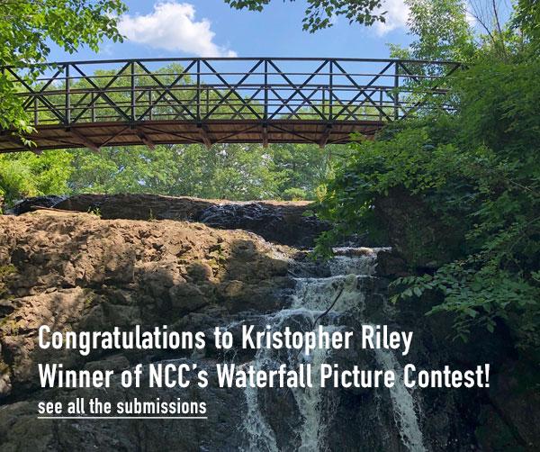 Kristopher Riley wins the Waterfall Picture Contest!