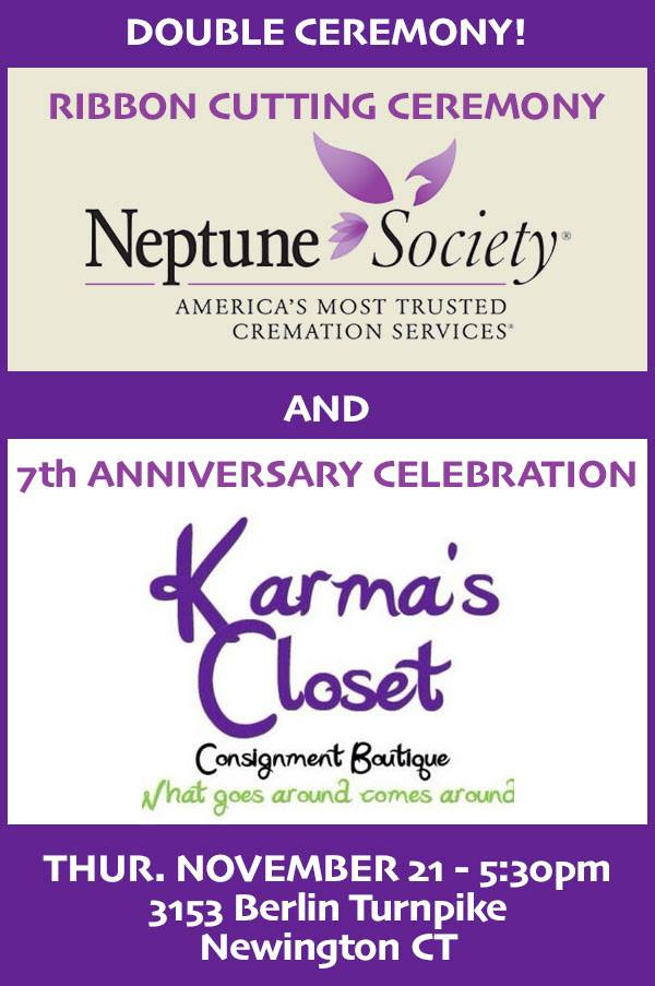 Celebrate Neptune Cremation & Karma's Closet