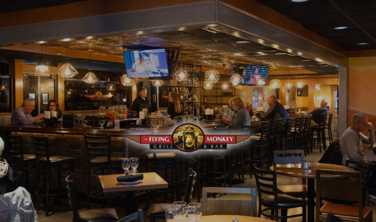 Holiday Happy Hour at The Flying Monkey