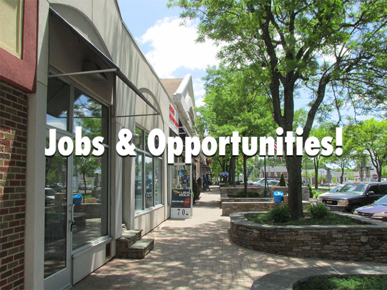 Welcome to Jobs and Opportunities!