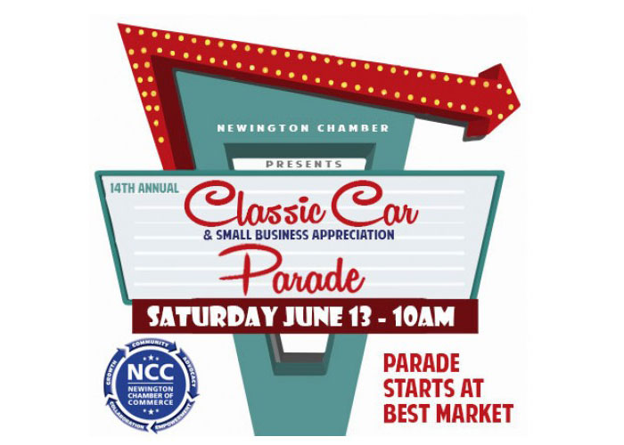 Sign up to drive your business's car or truck in the Classic Car Parade