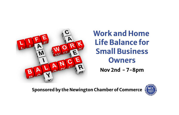 Watch Now! Seminar: Work & Home Life Balance for Small Business Owners