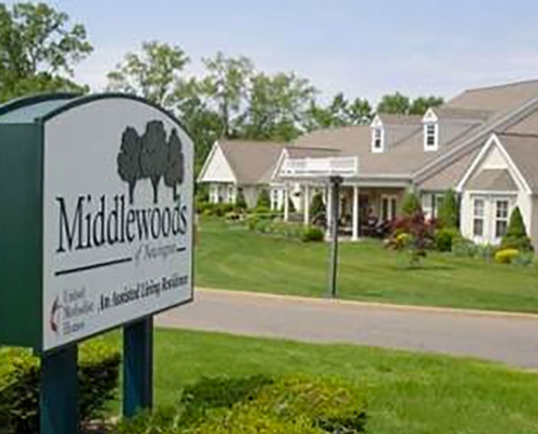 Middlewoods of Newington