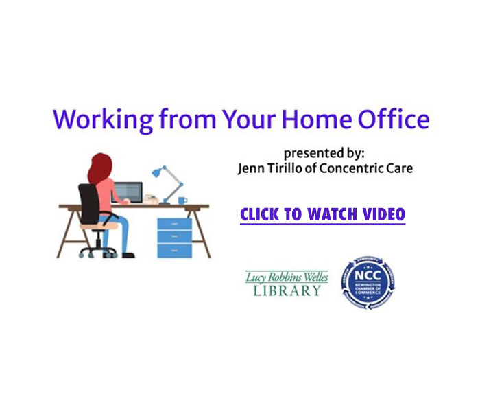 Video: Working From Your Home Office