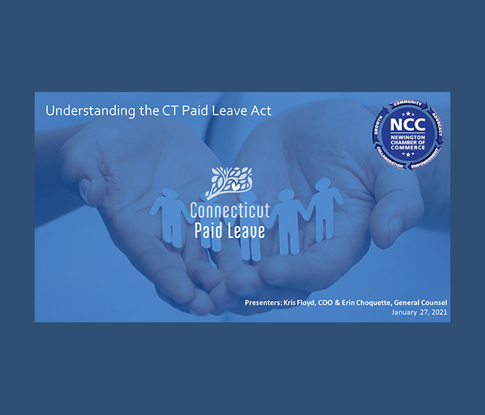 Video: Understanding the CT Paid Leave Act