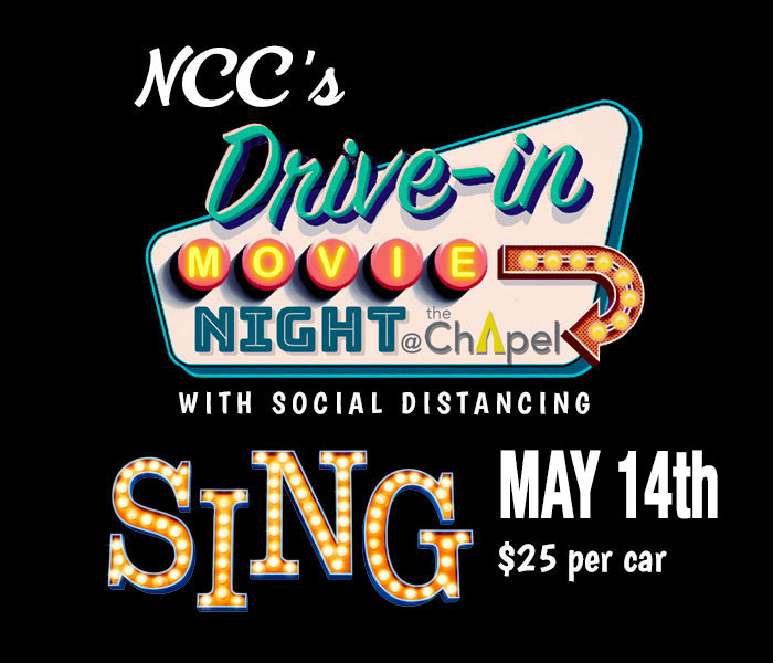 Drive-In Postponed to May 14